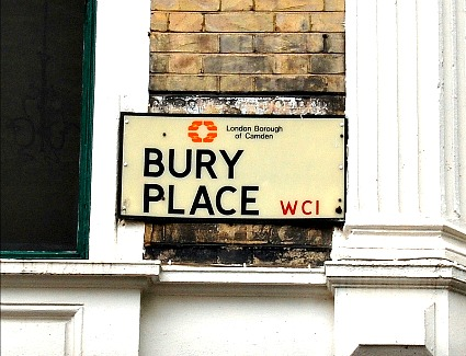 BuryPlace